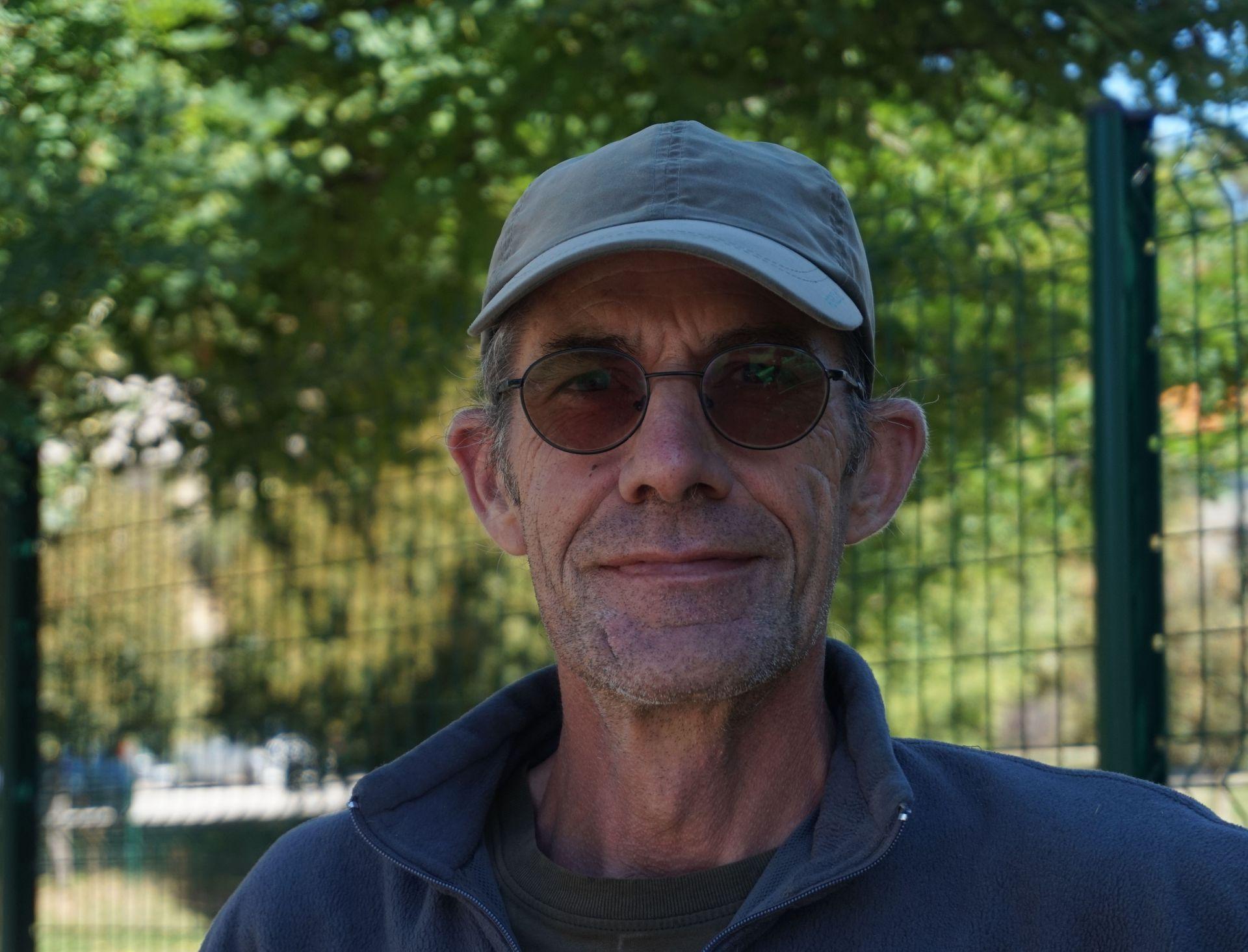Jean-Michel FAIDHERBE, employé communal polyvalent
